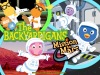 Backyardigans promo -background illustration and graphic design
